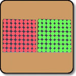 Dot Matrix LED - 8x8 Bicolor Red & Green
