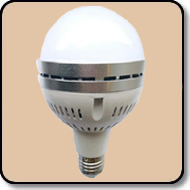 200W-250W Warm White 3600 Lumen LED Flood Bulb