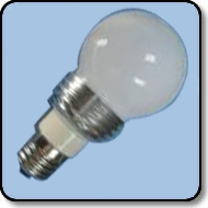 12VDC LED Light Bulb - 50W