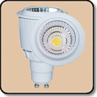 Dimmable GU10 LED 70W FLOOD  Warm White