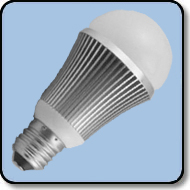 12V LED Light Bulb - 75W