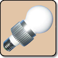 Sale - 60W LED Light Bulb
