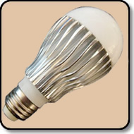 75W Dimmable LED Bulb Warm White