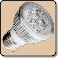 MR16-50W E27 LED Bulb Warm White