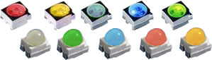 led lighting components