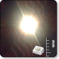 Power SMD LED - Mega Bright Warm White
