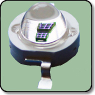 5W High Power UV LED 395nm 140 Degree